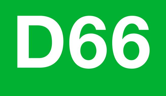 D66 is beste als radical chic the post online
